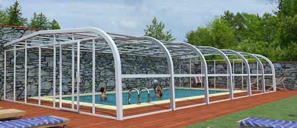 Casas cocinas mueble ferreteria precios de materiales for Cubiertas piscinas precios