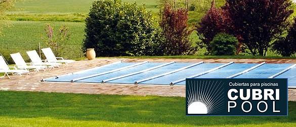 Cobertores para piscinas en madrid de cubripool la web for Cubiertas para piscinas madrid