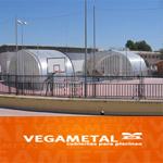 Cubiertas para piscina Vega Master
