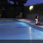 Cobertor de seguridad automático para piscina PoolonPoolup
