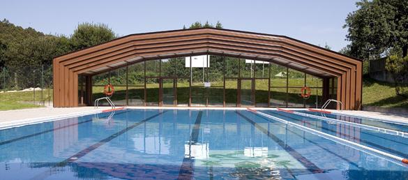 Las cubiertas de piscinas pipor la web de la cubierta de for Cubiertas para piscinas