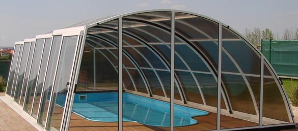 Cubierta Alta Modelo Monaco Asimétrica