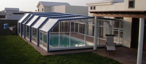 Cubiertas de piscina maxiclima la web de la cubierta de for Cubiertas de piscinas pipor