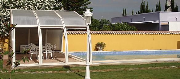 Cubiertas para piscinas cuposol la web de la cubierta de for Piscina quart de poblet cubierta