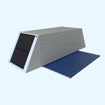 Caraibes, Cubierta  Automática Solar