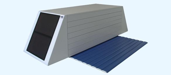 Caraibes cubierta autom tica solar la web de la Piscinas sobreelevadas