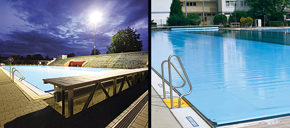 Cubiertas para piscinas p blicas la web de la cubierta - Tamanos de piscinas ...