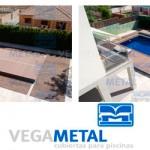 Cubierta Vega Slide, de Vegametal