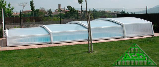 cubiertas telescopicas la web de la cubierta de piscina