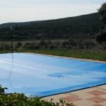 Cómo cubrir tu piscina en invierno