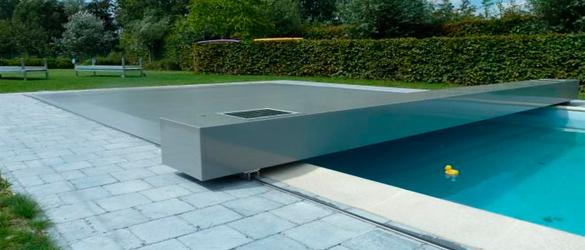 Cubiertas autom ticas la web de la cubierta de piscina for Cobertor de piscina automatico