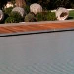 Cubierta Aquatop, modelo Look Alu de T&A