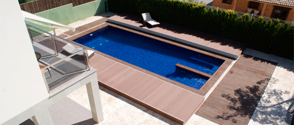 Cubierta Vega Slide de Vegametal
