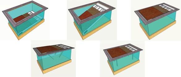 Cubierta m vil pink floor de bluewood cubierta de piscina for Piscinas moviles precios