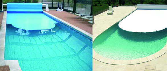 Cubiertas para piscinas, signo de ahorro