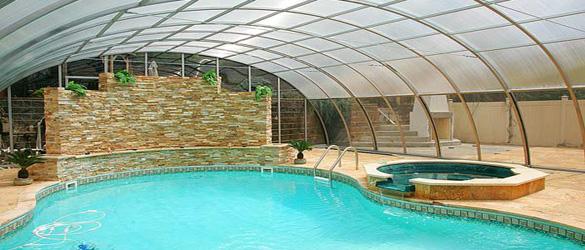 Cubiertas telescopicas la web de la cubierta de piscina for Cubierta de piscina