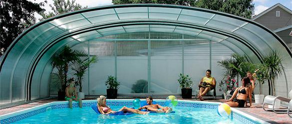 Cubiertas de piscinas Aqua Shield