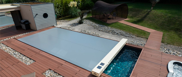 La web de la cubierta de piscina for Mantenimiento piscina invierno