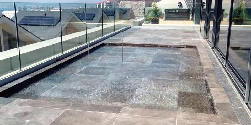 Tipos de cubiertas para piscina cubierta de piscina - Tipos de cubiertas inclinadas ...
